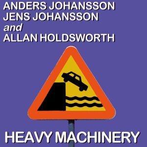 Anders Johansson, Jens Johansson & Allan Holdsworth 歌手頭像