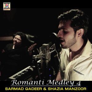 Sarmad Qadeer, Shazia Manzoor 歌手頭像