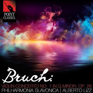 Philharmonia Slavonica, Alberto Lizzio, Helena Spitkova 歌手頭像