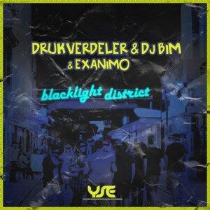 Drukverdeler, DJ Bim & DJ Exanimo 歌手頭像