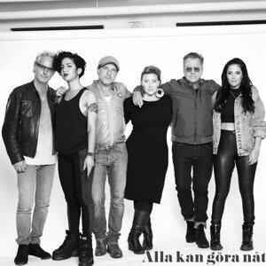 Mauro Scocco, Patrik Isaksson, Uno Svenningsson, Sarah Dawn Finer, Molly Sandén, Lilla Namo & Plura 歌手頭像