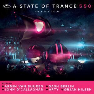 Armin van Buuren, Dash Berlin, John O'Callaghan, Arty & Ørjan Nilsen 歌手頭像