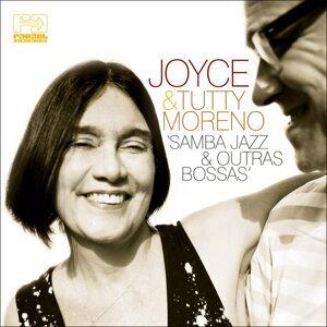 Joyce Moreno, Tutty Moreno 歌手頭像