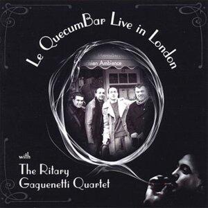 The Ritary Gaguenetti Quartet 歌手頭像