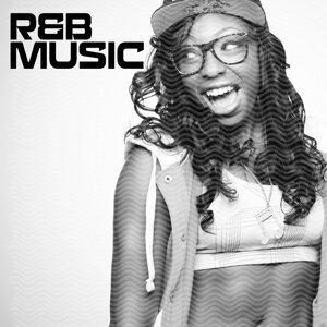 R&B Music 歌手頭像