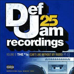 Def Jam 25 歌手頭像