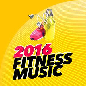 2016 Fitness Music 歌手頭像