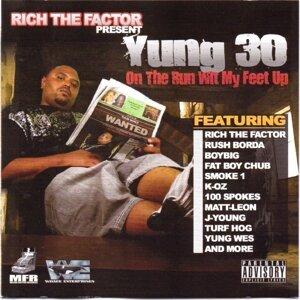Yung 30 歌手頭像