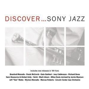 Discover ... Sony Jazz 歌手頭像