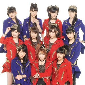 早安少女組。 (Morning Musume) Artist photo
