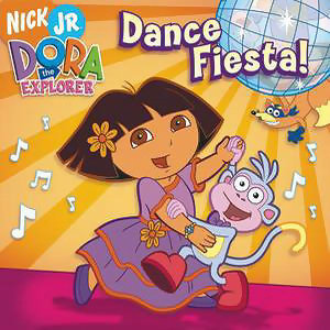 Dora The Explorer Dance Fiesta! 歌手頭像