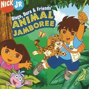 Diego, Dora & Friends' Animal Jamboree 歌手頭像