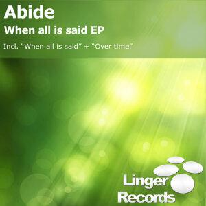 Abide 歌手頭像