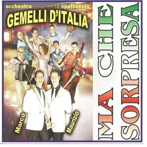 Orchestra Spettacolo Gemelli d'Italia 歌手頭像