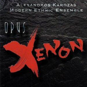 Alexandros Karozas 歌手頭像