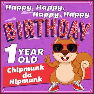 Chipmunk da Hipmunk 歌手頭像