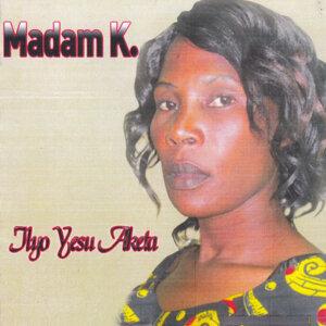 Madam K 歌手頭像