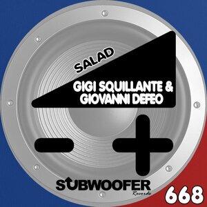 Gigi Squillante, Giovanni DeFeo 歌手頭像