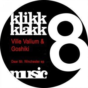 Ville Valium & Goshiki 歌手頭像
