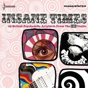 Insane Times - 25 British Psychedelic Artefacts From The EMI Vaults 歌手頭像