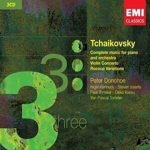 Tchaikovsky: Piano Concertos 歌手頭像