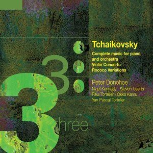 Tchaikovsky: Piano Concertos アーティスト写真