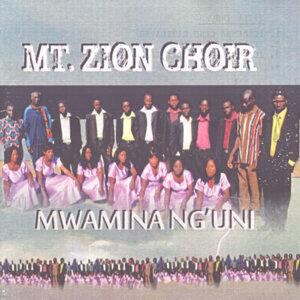 Mt Zion Choir 歌手頭像