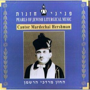 Cantor Mardechai Hershman 歌手頭像