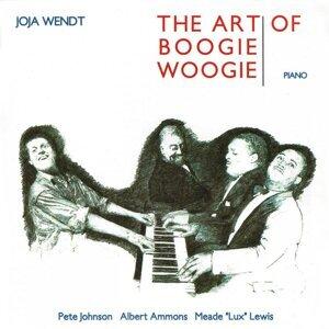 Ronnie Verell, Lenny Bush & Joja Wendt 歌手頭像