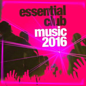 Club Music 2015 歌手頭像
