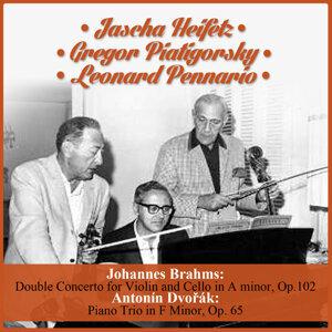 Jascha Heifetz, Gregor Piatigorsky, Leonard Pennario 歌手頭像