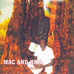 Mac, Hill 歌手頭像