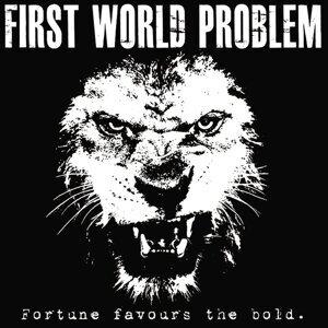 First World Problem 歌手頭像