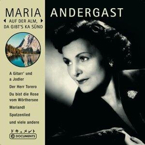 Maria Andergast 歌手頭像