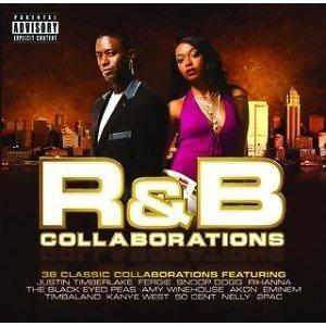 R&B Collaborations 2007 アーティスト写真