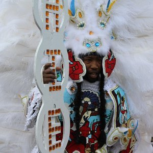 Big Chief Juan Pardo, Golden Comanche's 歌手頭像