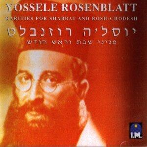 Cantor Yossele Rosenblat 歌手頭像