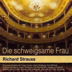 Orquesta Estable del Teatro Colón, Heinz Wallberg, Kurt Böhme 歌手頭像