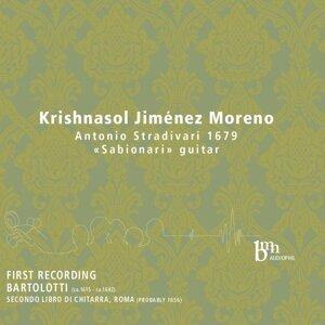 Krishnasol Jimenéz Moreno 歌手頭像