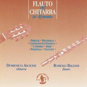 Domenico Ascione, Romolo Balzani 歌手頭像