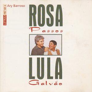 Rosa Passos, Lula Galvão 歌手頭像