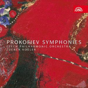 Czech Philharmonic Orchestra, Zdeněk Košler 歌手頭像
