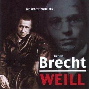 Bertolt Brecht 歌手頭像