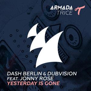 Dash Berlin & DubVision feat. Jonny Rose 歌手頭像