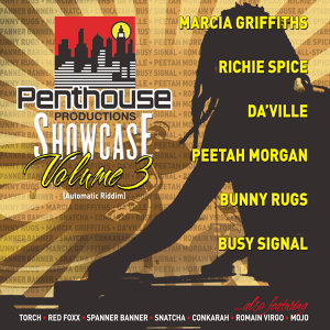 Penthouse Showcase Vol. 3: Automatic Riddim 歌手頭像