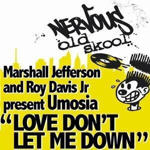 Marshall Jefferson And Roy Davis Jr Pres Umosia アーティスト写真