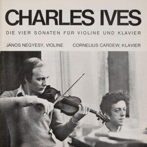 Janos Negyesy, Cornelius Cardew 歌手頭像