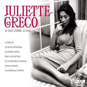 Juilette Greco 歌手頭像