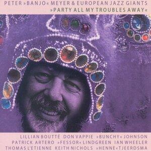 Peter Banjo Meyer & European Jazz Giants 歌手頭像