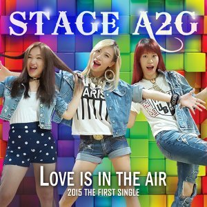 Stage A2G 歌手頭像